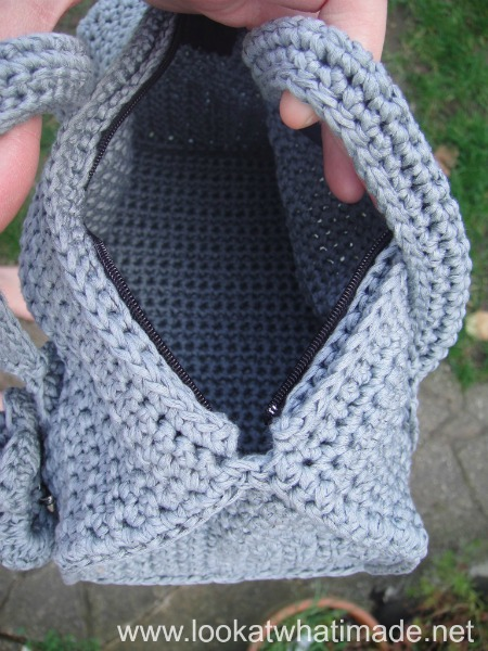 Crochet Duffel Purse Pattern Look At What I Made