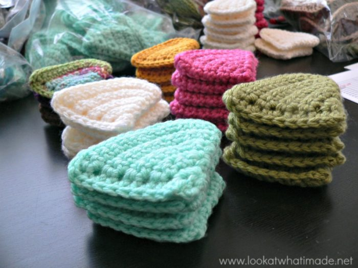 Crochet Amish Puzzle Ball Wedges