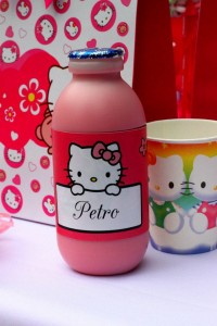 DIY Hello Kitty Party