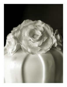 DIY Wedding Cake Part 2:  How to Make Gum Paste Roses
