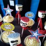 Marshmallow Superheroes