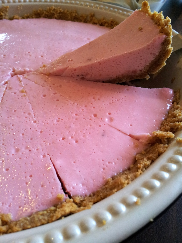 Lemon Yogurt Icebox Tart Recipe — Dishmaps