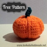 Crochet Pumpkin Segment Ball