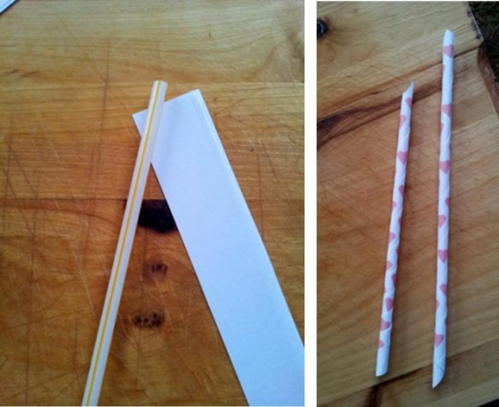 Picture2 Make Your Own Paper Drinking Straws