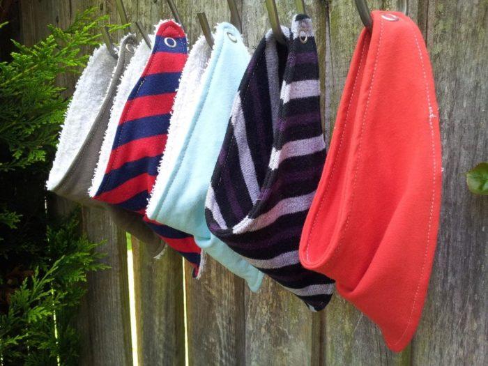 t-shirt baby bandana bibs (4)