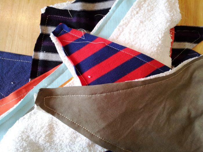 t-shirt baby bandana bibs (5)