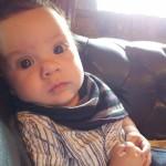 T-shirt Baby Bandana Bibs – Upcycling