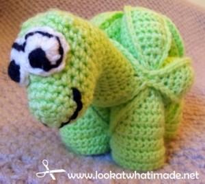 Crochet Dinosaur Puzzle Pattern