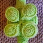 Crochet Dinosaur Puzzle Ball Pattern (4)