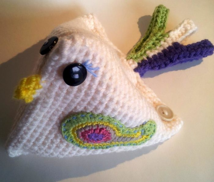 Crochet Easter Chicks Crochet Chicken Bag