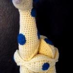 Cochet Giraffe Puzzle Pattern Amamani