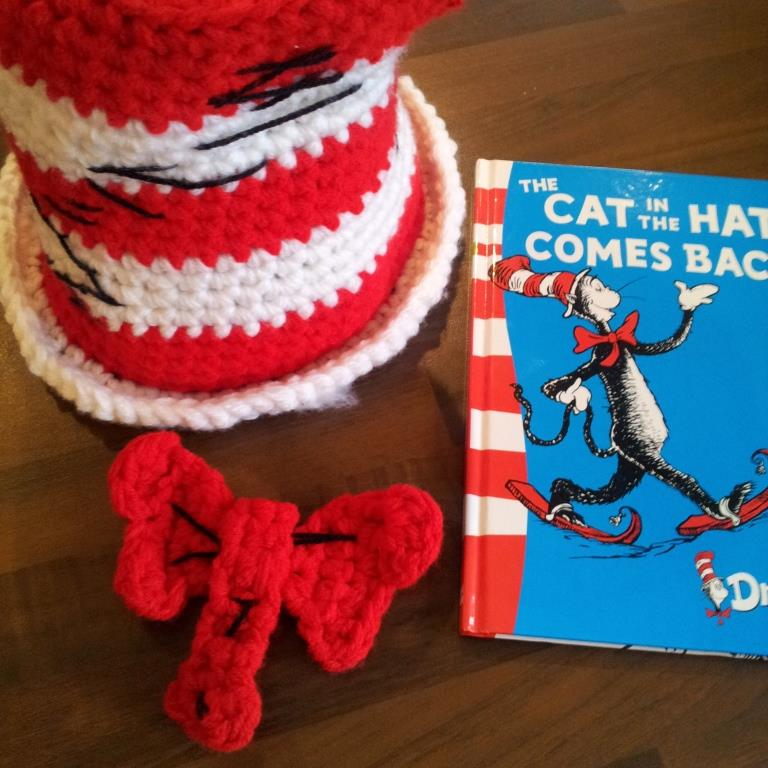 The Cat In The Hat Crochet Pattern 1 Cat in the Hat Crochet Pattern