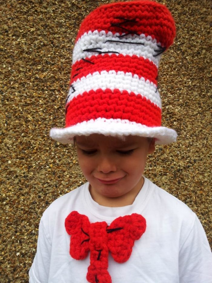 The Cat In The Hat Crochet Pattern 11 Cat in the Hat Crochet Pattern