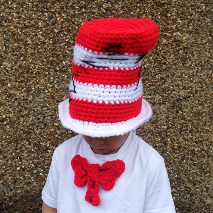 The Cat In The Hat Crochet Pattern 12 Cat in the Hat Crochet Pattern