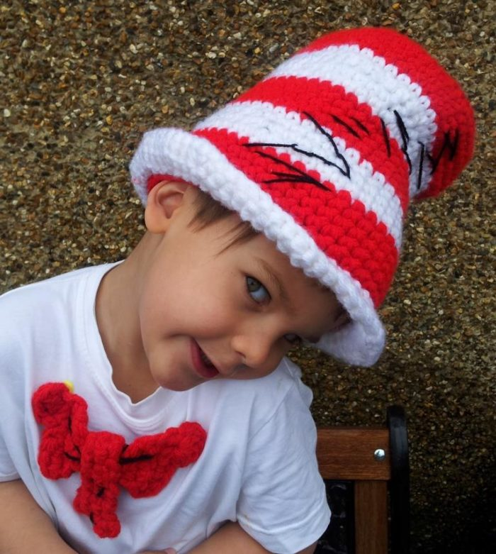 The Cat In The Hat Crochet Pattern 15 Cat in the Hat Crochet Pattern