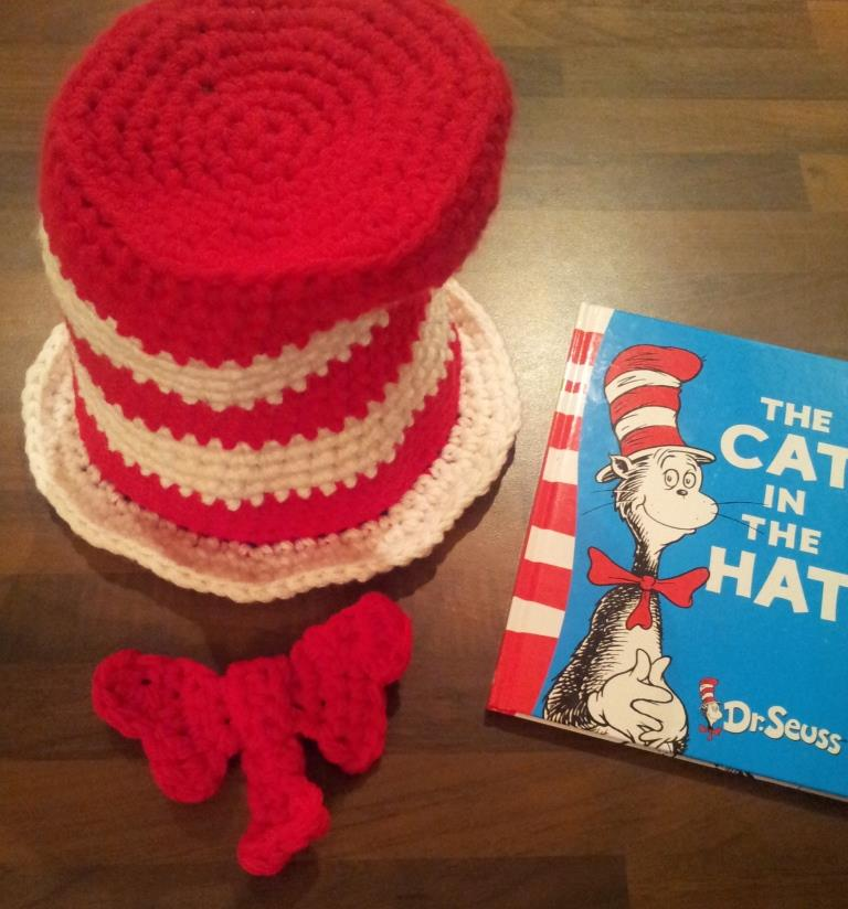 Crochet Pattern For A Hat For A Cat : Going to do this for Trenton to wear next year for Cat in ...