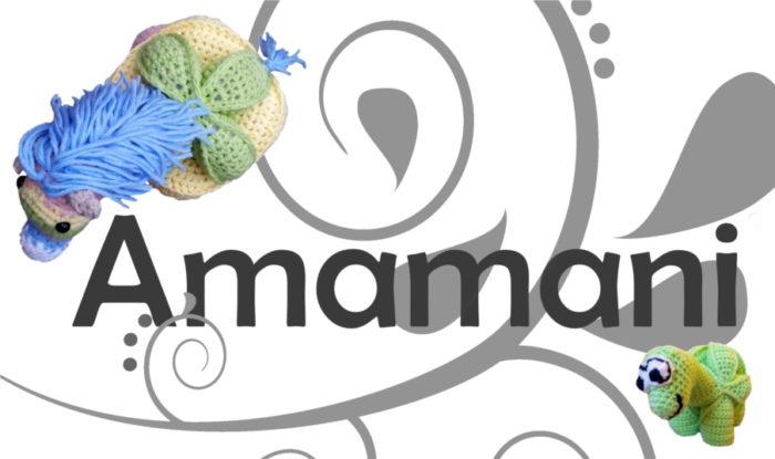 Amamani ⋆ Look At What I Made