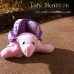 Crochet Turtle Puzzle Amamani