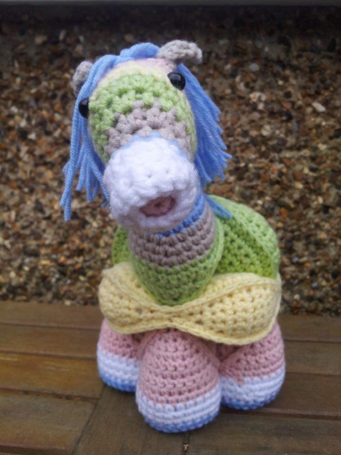 Hermione Horse Crochet Pattern