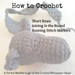 Crochet Short Rows and Joining In The Round