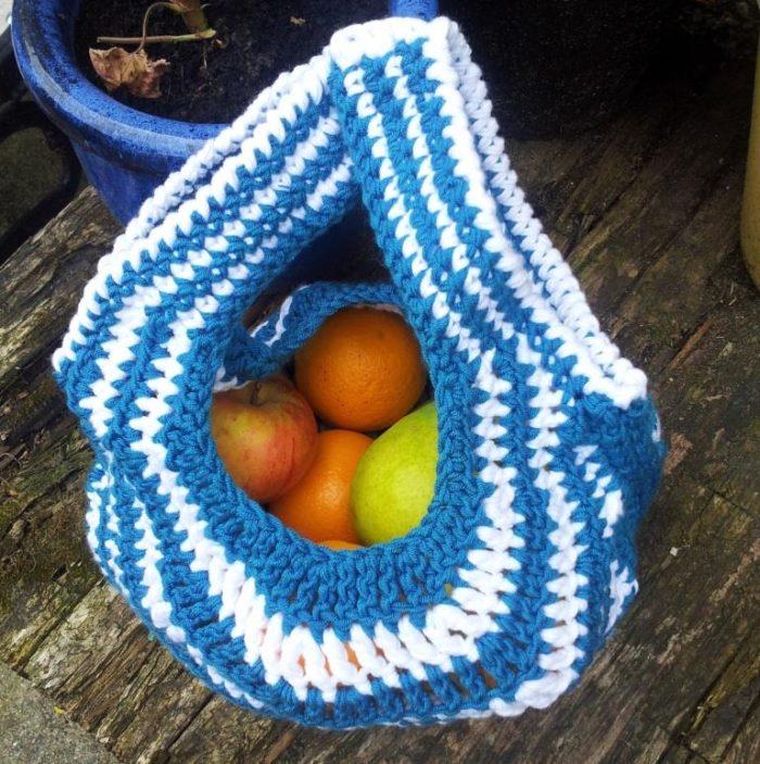 Crochet Market Bag Pattern