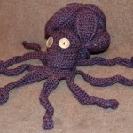 Olive   Crochet Octopus Puzzle