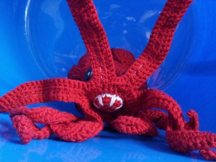 FREE Crochet Octopus Puzzle Pattern