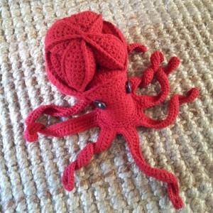 Crochet Octopus Puzzle Pattern