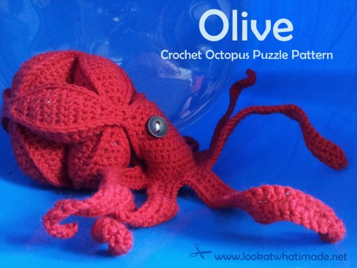 FREE Crochet Octopus Pattern (Amamani)