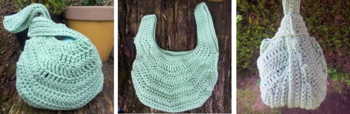 Crochet Stroller Bag Pattern