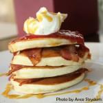 033 150x150 Oaty American Pancakes Recipe