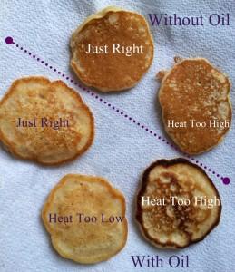 Oaty American Pancakes Recipe HELP