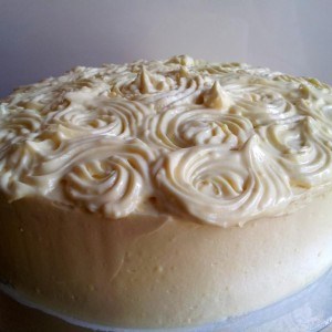 Carrot Cake With Cream Cheese Frosting 6 300x300 Carrot Cake and Cream Cheese Icing
