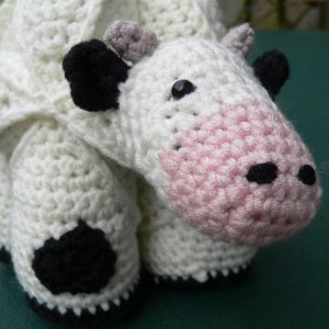 Final Photos 26 300x300 Chloe the Crochet Cow Puzzle