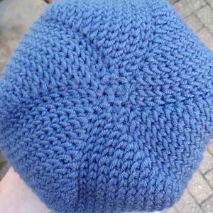 Is it Knit? Crochet Hat