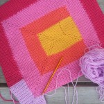 Ten Stitch Blanket Crochet Pattern