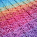 Cable and Bobble Stitch Crochet Blanket 2 150x150 Cable and Bobble Stitch Blanket (Lienkes Lovey)