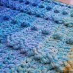 Cable and Bobble Stitch Crochet Blanket 4 150x150 Cable and Bobble Stitch Blanket (Lienkes Lovey)