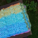 Cable and Bobble Stitch Crochet Blanket 6 150x150 Cable and Bobble Stitch Blanket (Lienkes Lovey)