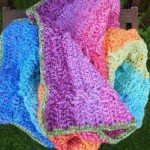 Cable and Bobble Stitch Crochet Blanket 9 150x150 Cable and Bobble Stitch Blanket (Lienkes Lovey)