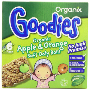 Organix Goodies Oaty Bars