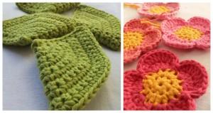 Crochet Flower Ball