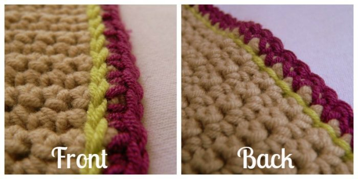 How To Crochet Surface Slip Stitches Look At What I Made