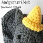 Amigurumi Hat Free Crochet Pattern