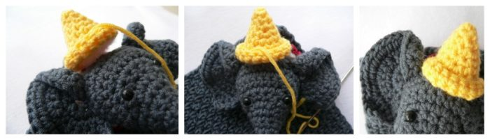 Amigurumi Hat - Free Crochet Pattern Look At What I Made