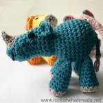 Crochet Animal Body