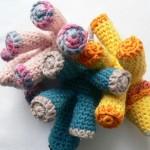 Crochet Animal Legs