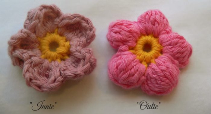 Cluster Flowers Crochet Flowers Look At What I Made