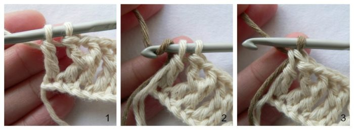 Lookatwhatimade Treble Cross Changing Colour