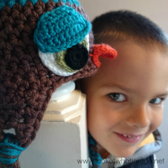 Featured Pattern Naoh Crochet Owl Hat Look At What I Made